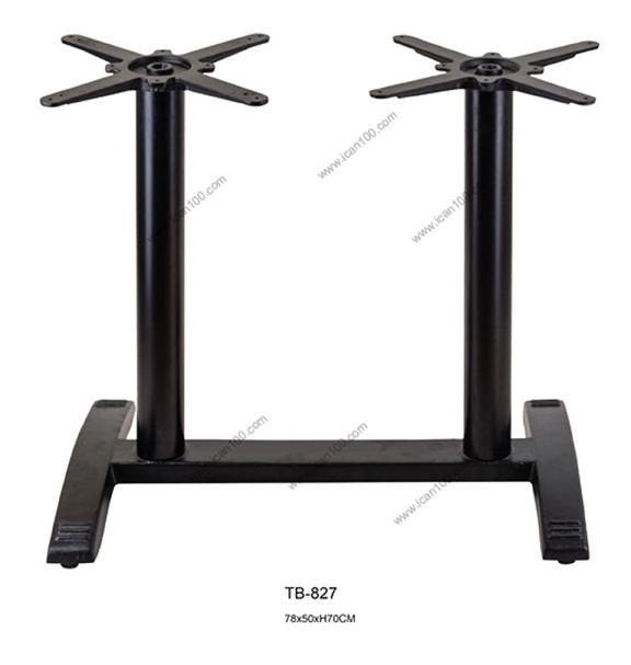 Commercial Restaurant Cast Iron Table Base (TB-827)