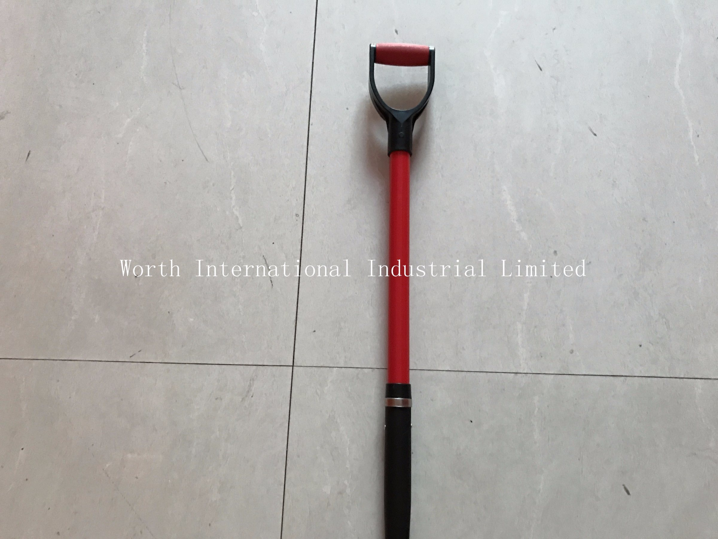 Fiberglass Handle Fork Plastic D Grip pictures & photos