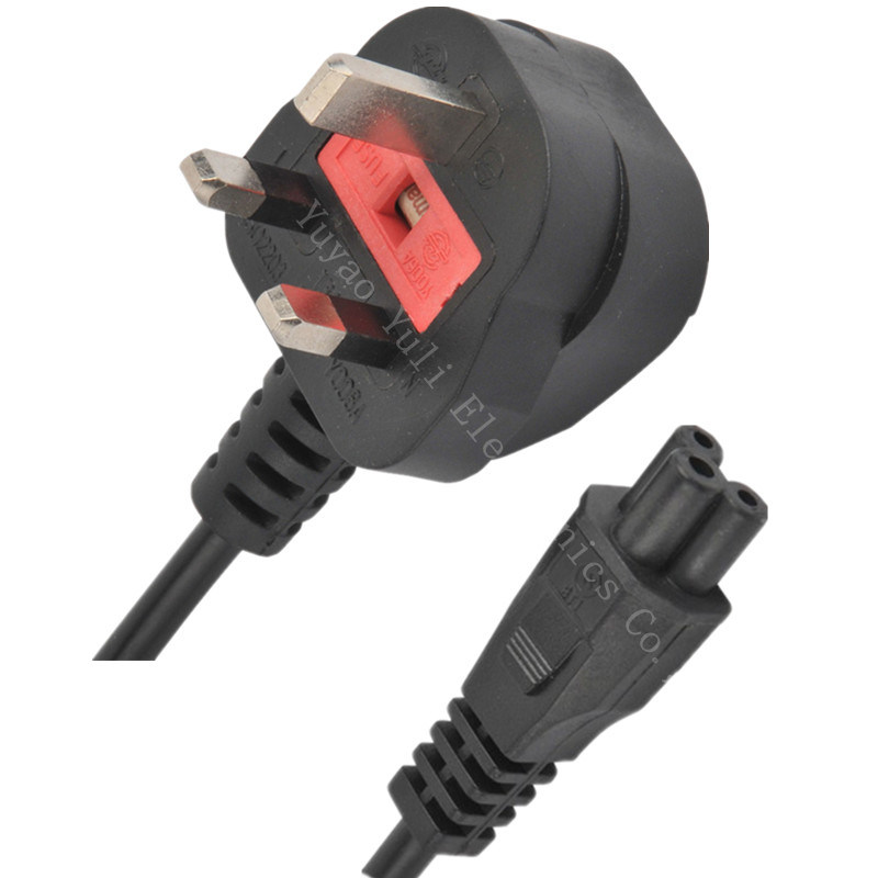 Bsi Power Cords& UK Notebook Power Cord (Y006A+ST1)