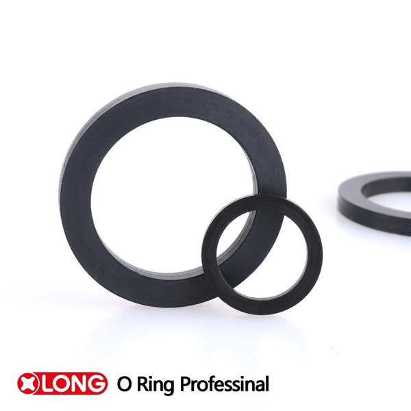 China Flat Rubber Washer O Ring Gasket - China Rubber Gasket, Flat ...