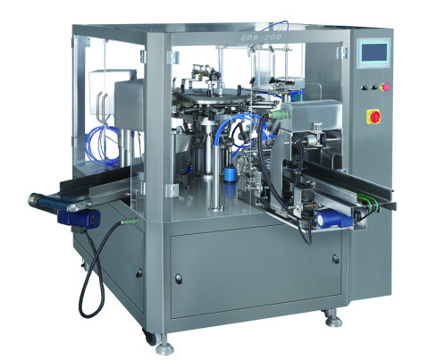 Rotary Type Pre-Made Pouch Packing Machine