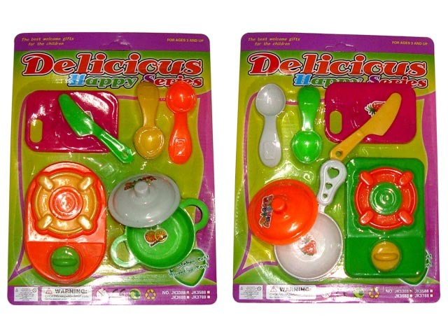 China Mini Kitchen Cooking Set Toy For Kids China Kitchen Play Set And Electronic Toys Price