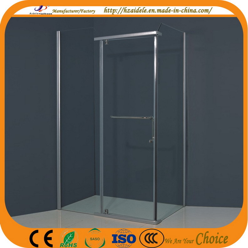 Rectangle Tray 120*80cm Shower Cubicle Without Tray (ADL-8029)