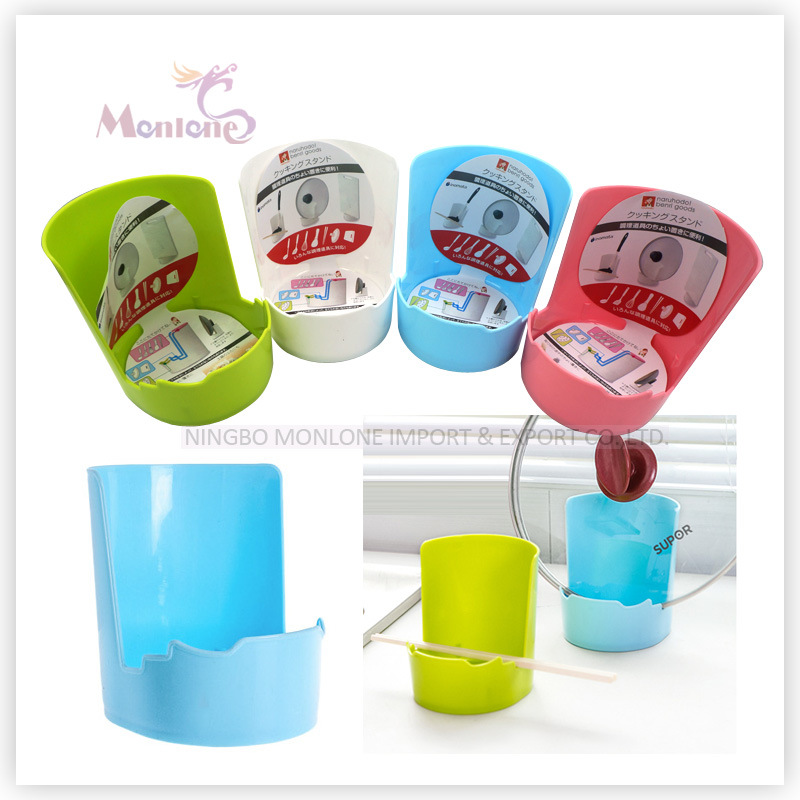 Utensil Rack Stand, Pan Pot Cover Lid Holder