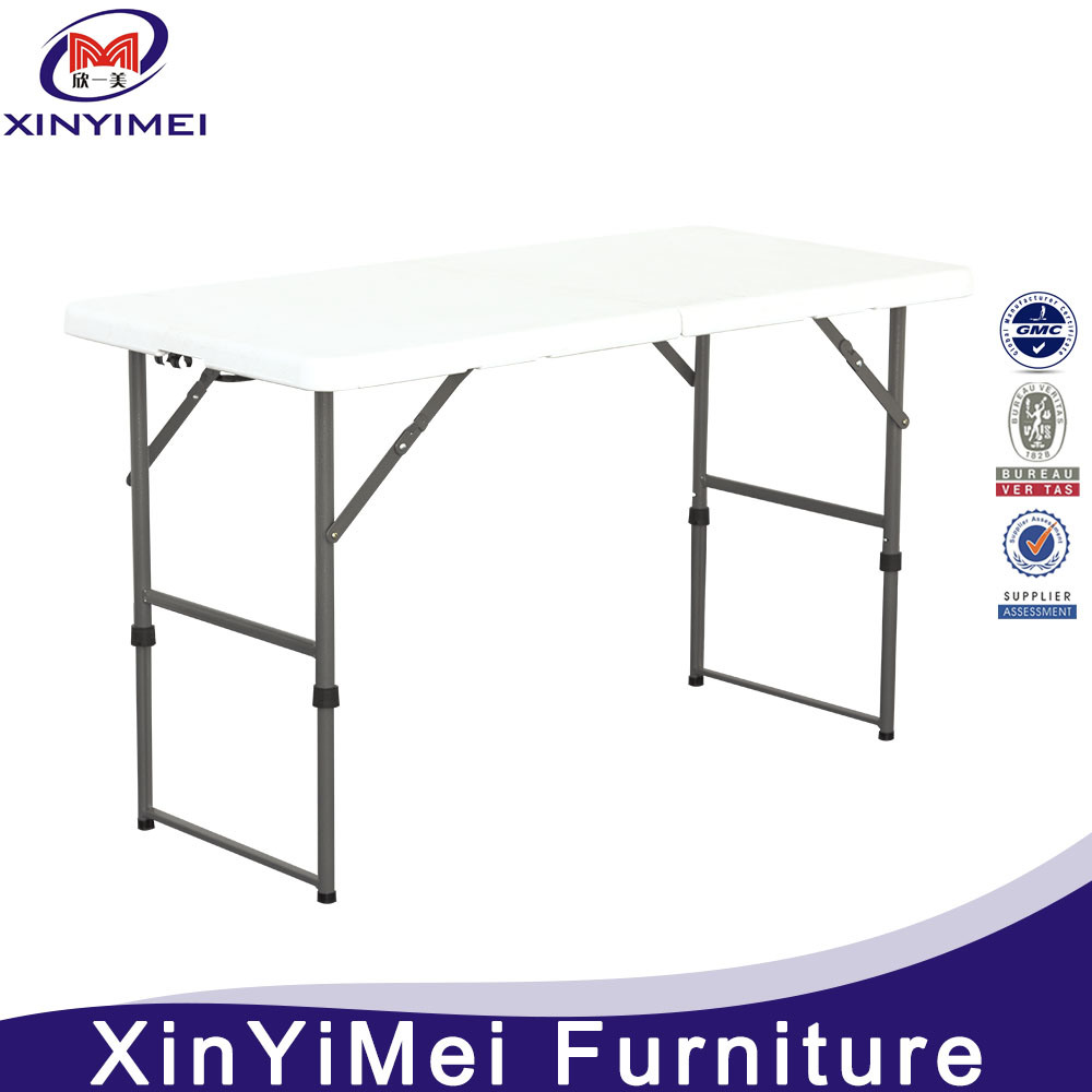 - China Discount Popular Plastic Top Folding Picnic Table For Dinner