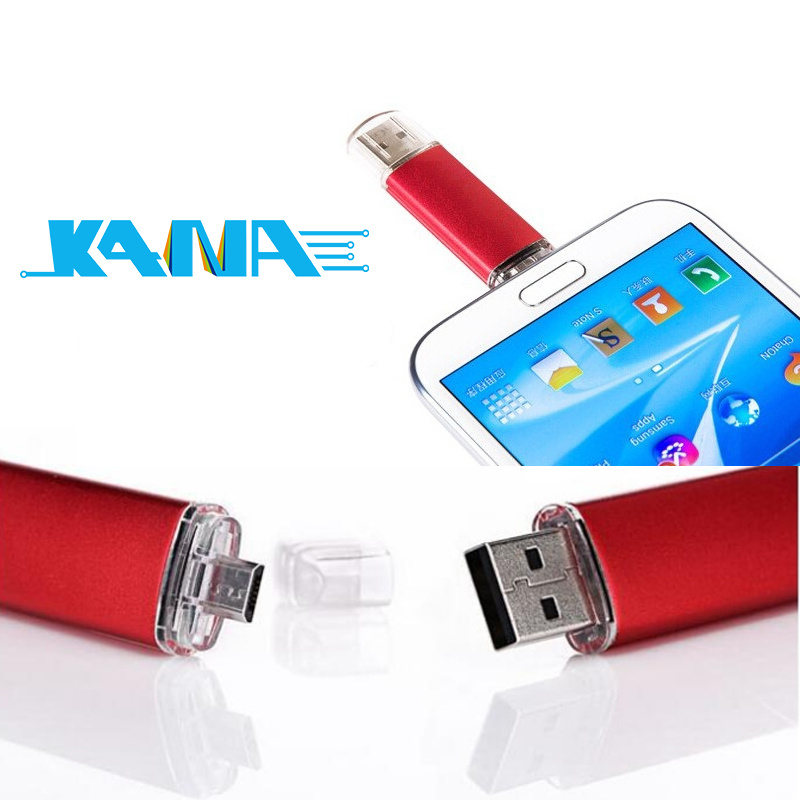 OTG USB for Smartphone&PC Thumb Pendrive Memory Stick
