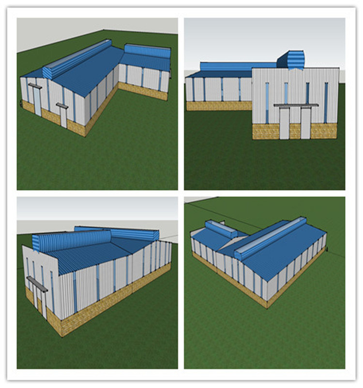 Steel Structure Prefabricated Cold Storage Warehouse Construction  sc 1 st  Qingdao Stable Steel Structure Co. Ltd. & China Steel Structure Prefabricated Cold Storage Warehouse ...
