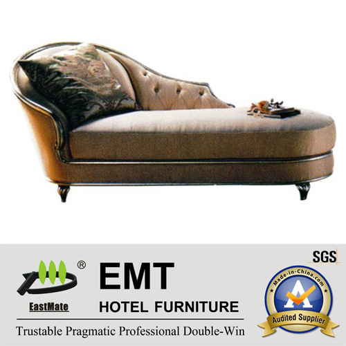 China Nice Design Wooden Frame Chaise Longue (EMT-LC16) - China ...
