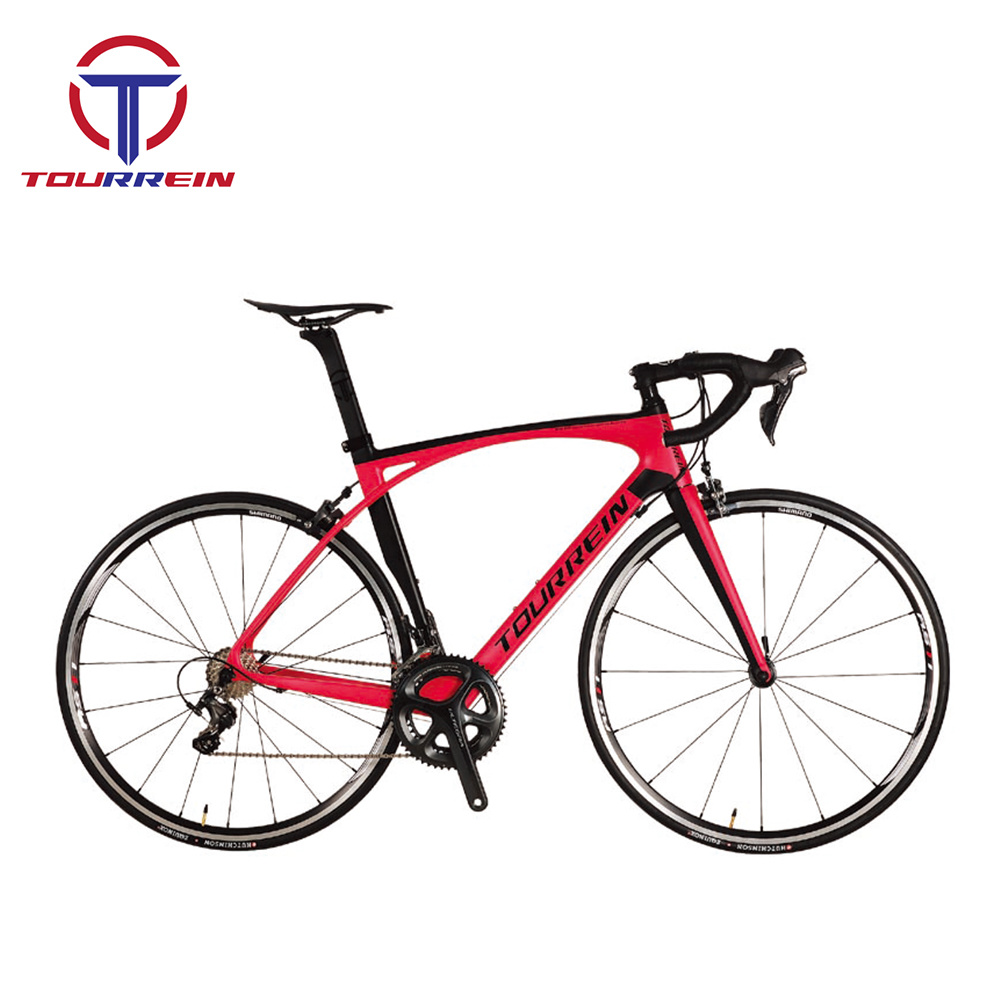 China Adult Variable Speed Carbon Frame Velo Road Bike - China ...