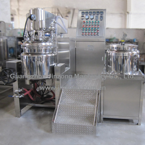 Jinzong Cosmetic Skin Cleaning Products Making Machine pictures & photos