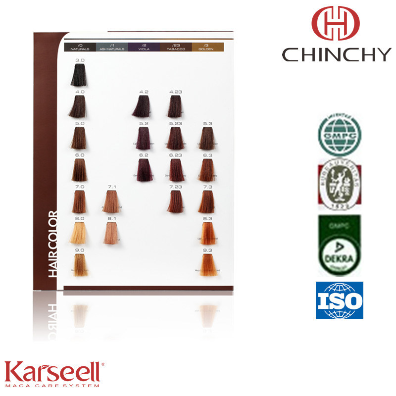 China Karseell Professional Newest Hot Selling Multi Color Hair Dye