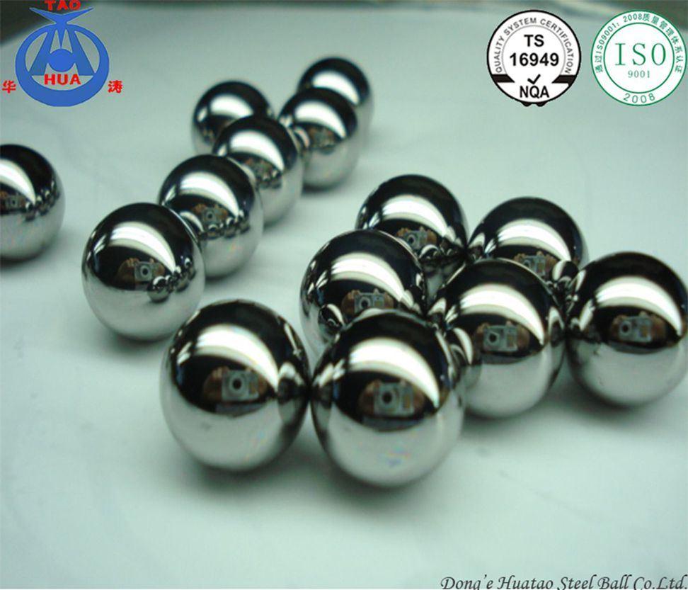1//2 Inch Carbon Steel Ball Bearings G500-5 Balls