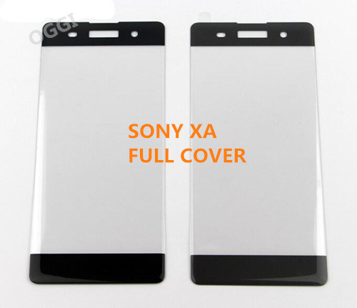 Tempered Glass Screen Protector for Sony Xa 3D Full Cover