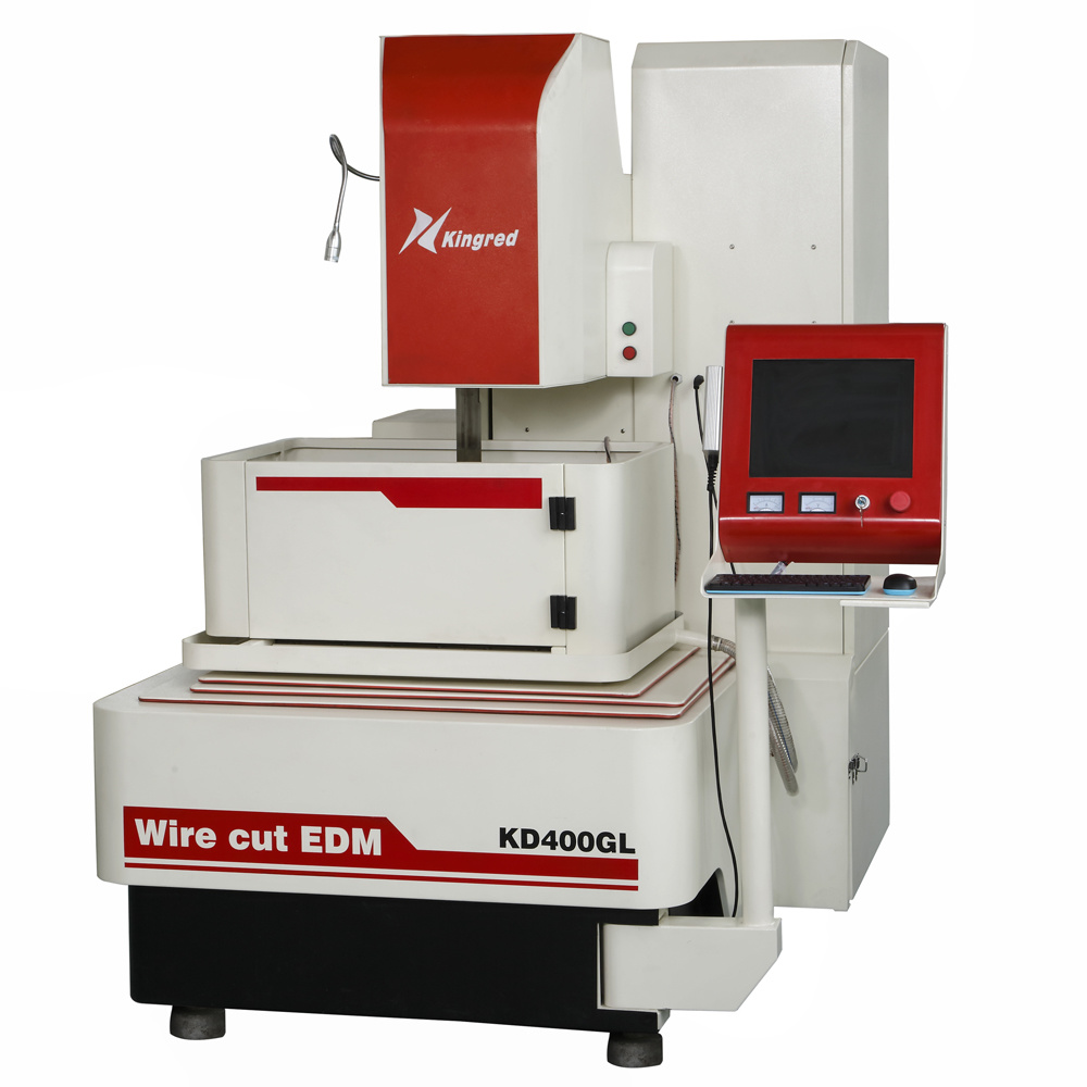 China Linear Motor Wire Cut EDM Kd400zl - China Wire Cut EDM, Wire ...