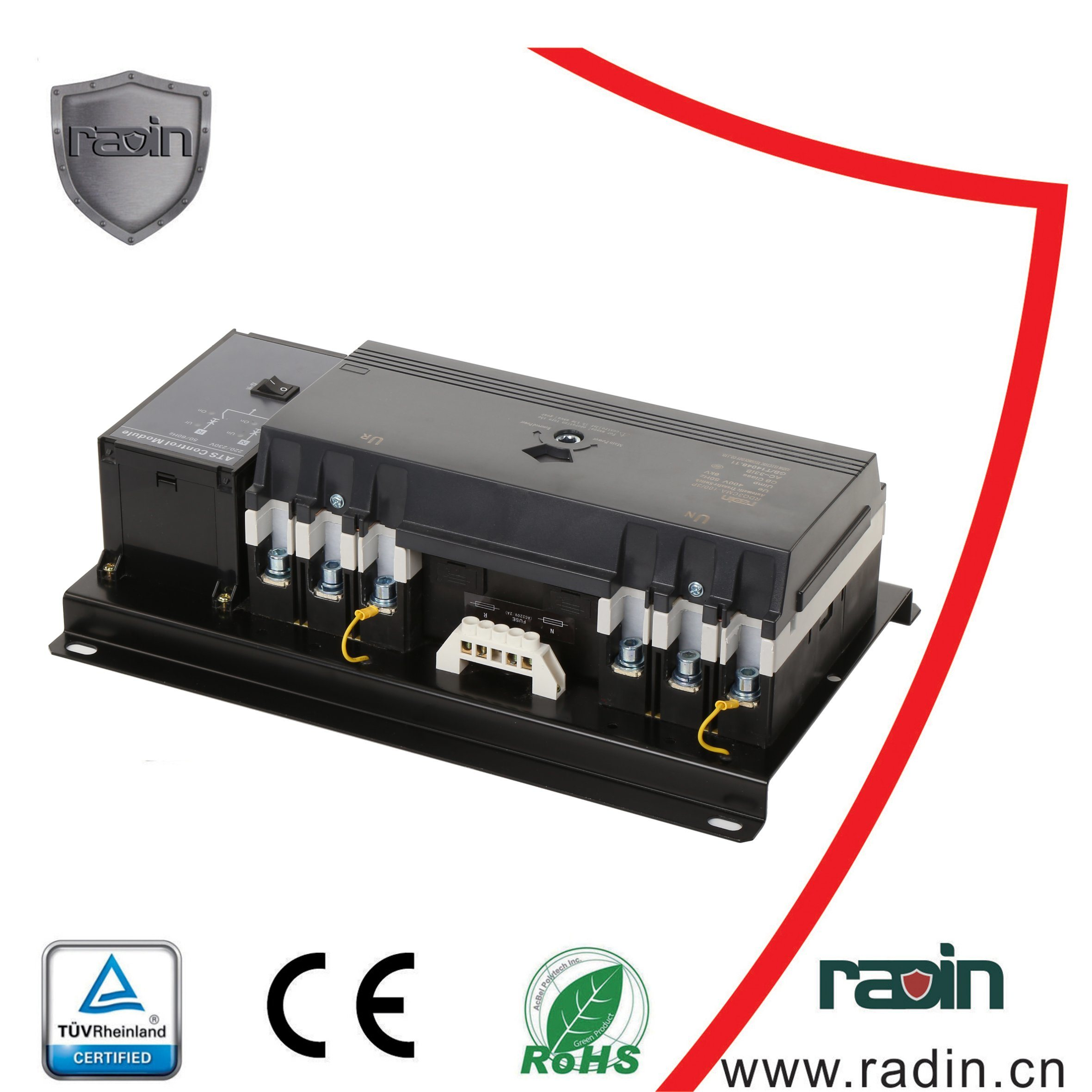 China Rdq3cma-225A Dual Power Automatic Transfer Switch, Circuit ...