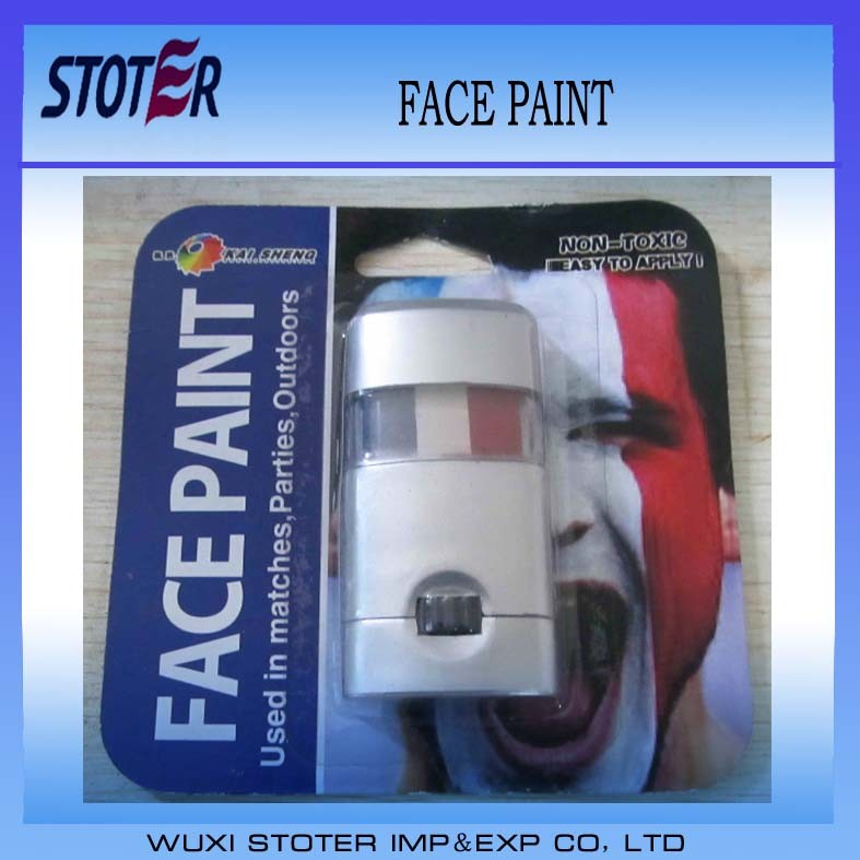 Hot Item Whloesale 36g Camouflage Face Paint