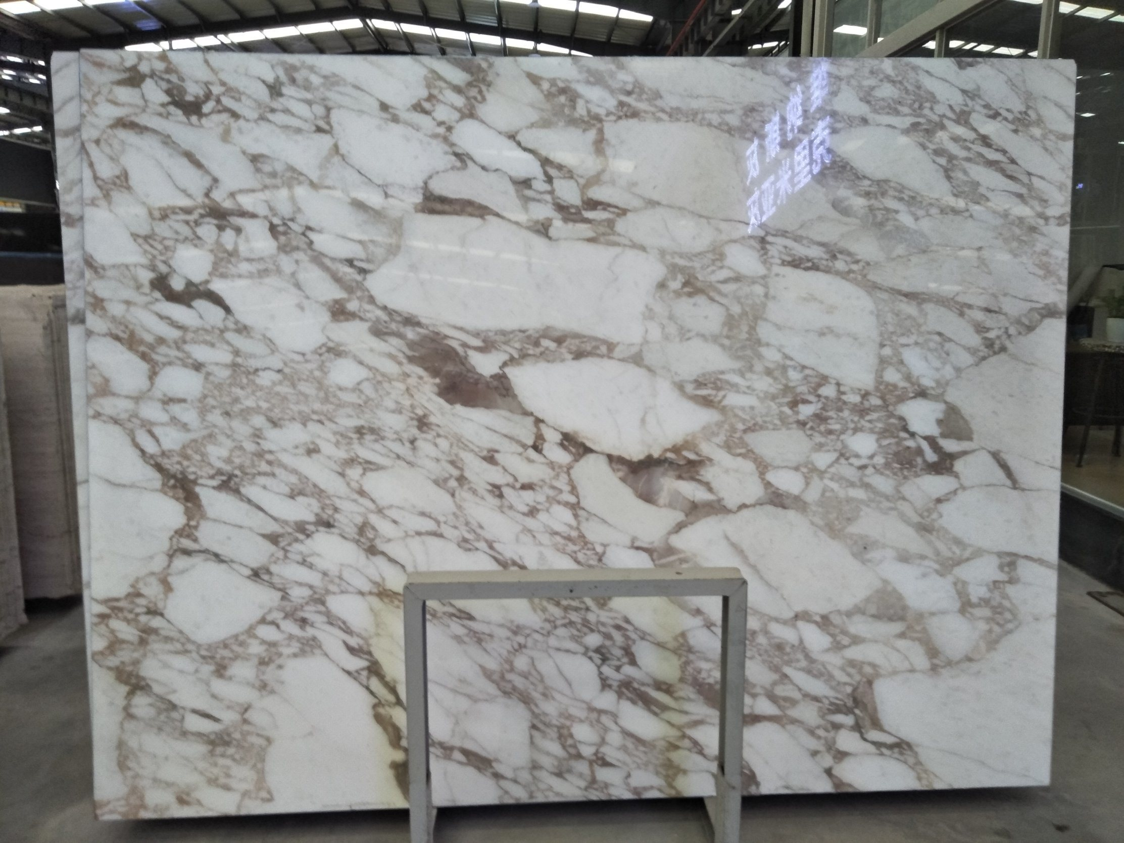 China Natural Stone Grey Beige White Polished Honed Calacatta Gold Marble For Floor Wall Slabs Tiles Countertops Stairs Sills Column Mosaic Interiors Decoration China Vanity Tops Cut To Size