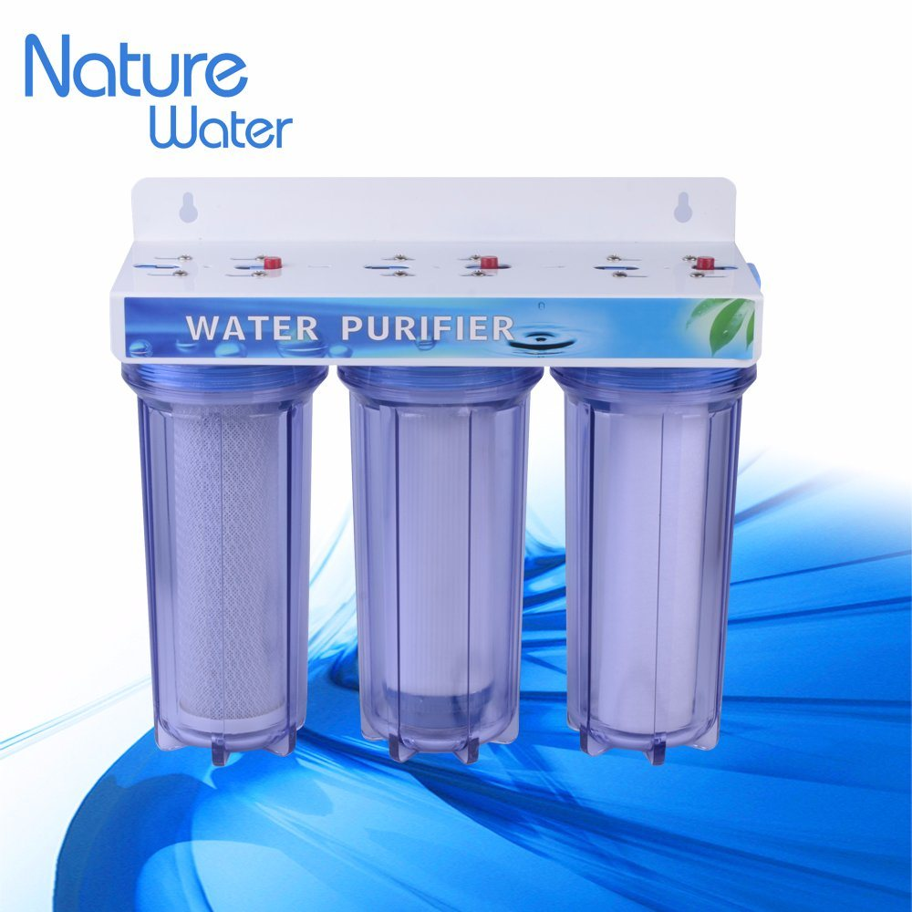 China 3 Stage Water Filter System China Water Purifier Water Filter System