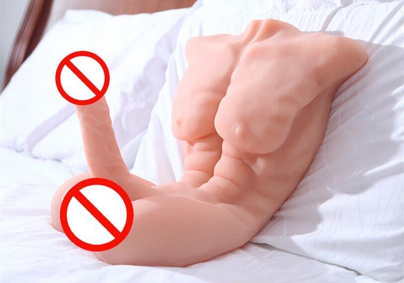full body male sex toy masturbator