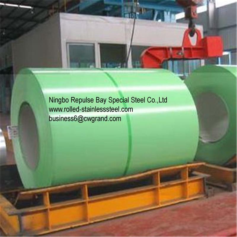 China Prepainted Steel Sheet Used for Isolators, Frame of Door ...