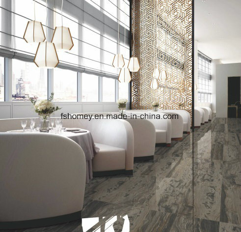Dark Grey Frappuccino Stone Floor Tile