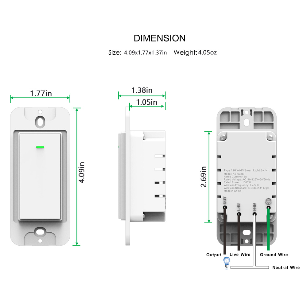 China Smart WiFi Light Switch Photos & Pictures - Made-in-china.com