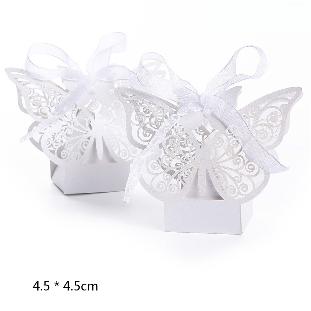 China Hollow Cross Style Wedding Candy Box Sweets Gift Favor Boxes ...