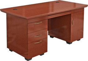 Hot Item Clic Manager Table Office Furniture Executive Desk With Side For Boss