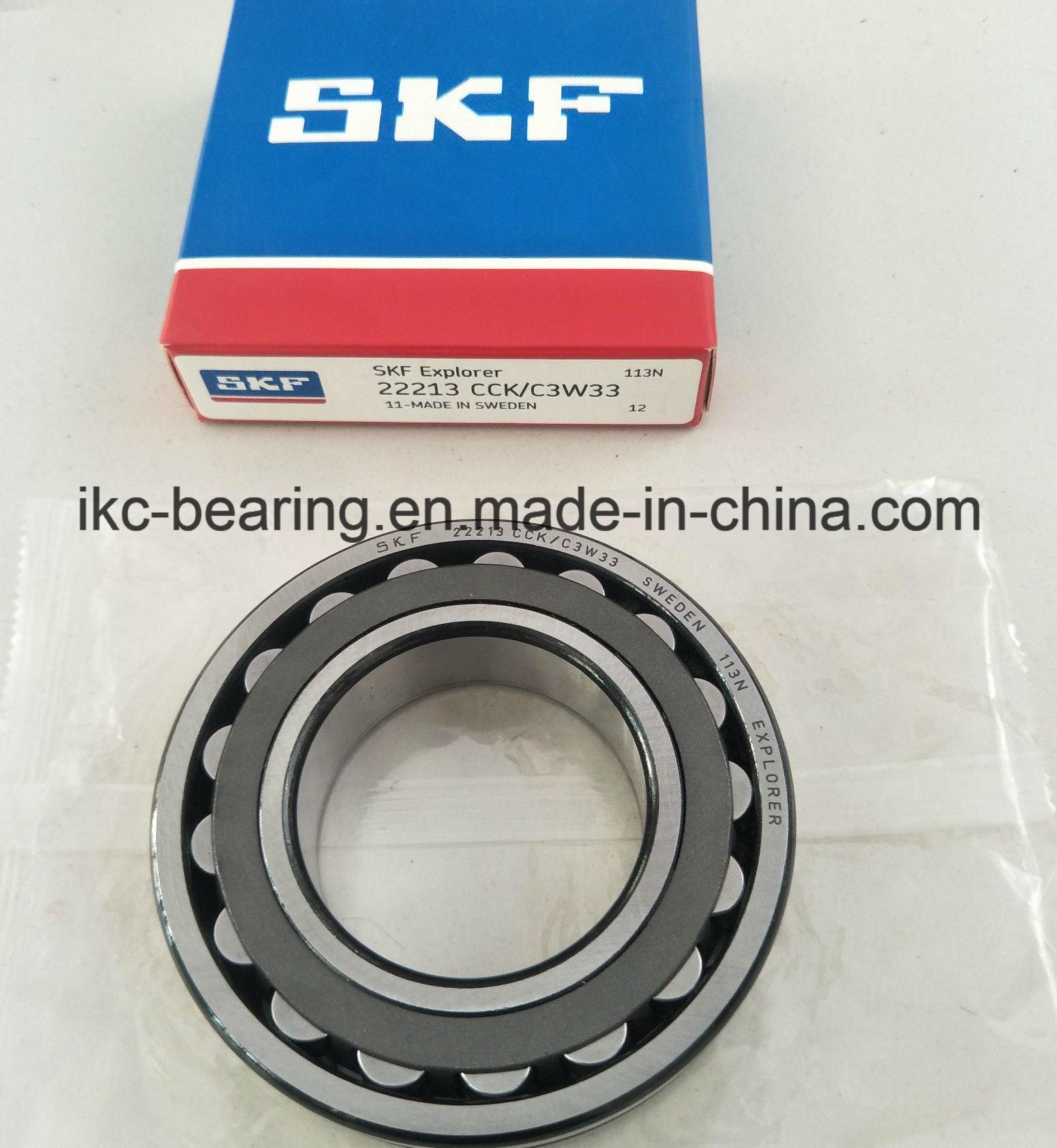 China SKF 22213cck/W33/C3 Spherical Roller Bearing 22213ck, 22213K,  22213ek, 22213 Cck, Ck, Ek - China SKF 21307cck/W33/C3 Bearings, SKF  21308cck/W33/C3 ...