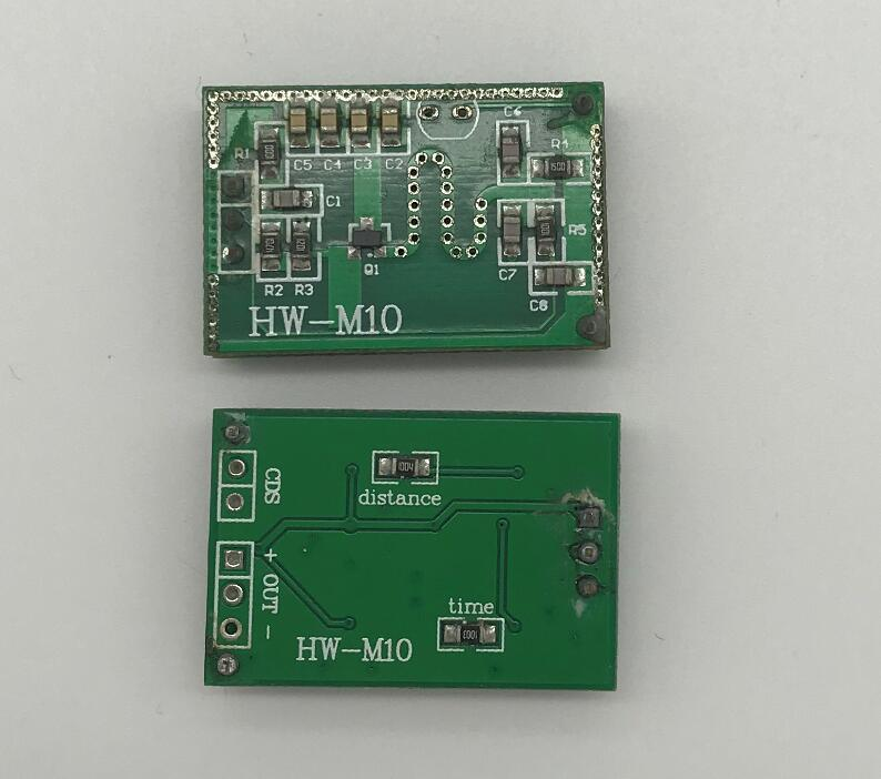 Microwave Doppler Radar Detector Sensor Module (HW-M10) pictures & photos
