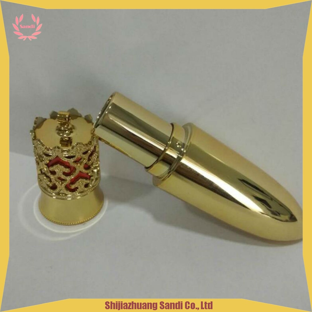 China Manufacturers Sell Direct Bullet Design Red Hollow Crown