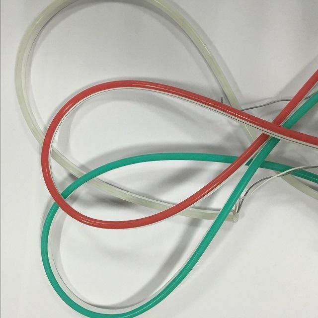 Hot Item 3000k 15000k Warm White Diffuse Flexible Dmx Led Neon Flex 12v Led Lights Strip