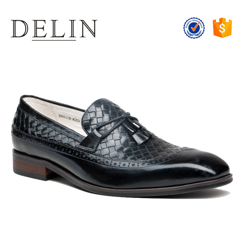 China Oem Factory High Quality Formal Shoes Men Latest Comfortable