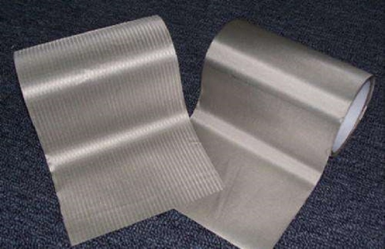 Reduce EMF//EMI Protection Radiation Shielding Fabric for Smart Meters ZHANGLI Shielding Fabric Copper Fabric Blocking RFID//RF Shielding Fabric RFID Anti-Magnetic and Anti-Radiation