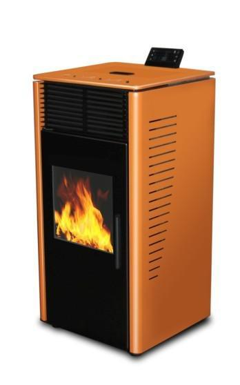 Italian Biomass Wood Pellet Burning Stove (cr-07) pictures & photos