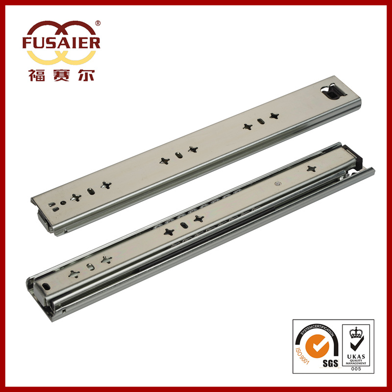 53mm Heavy Duty Full Extension Drawer Slides pictures & photos