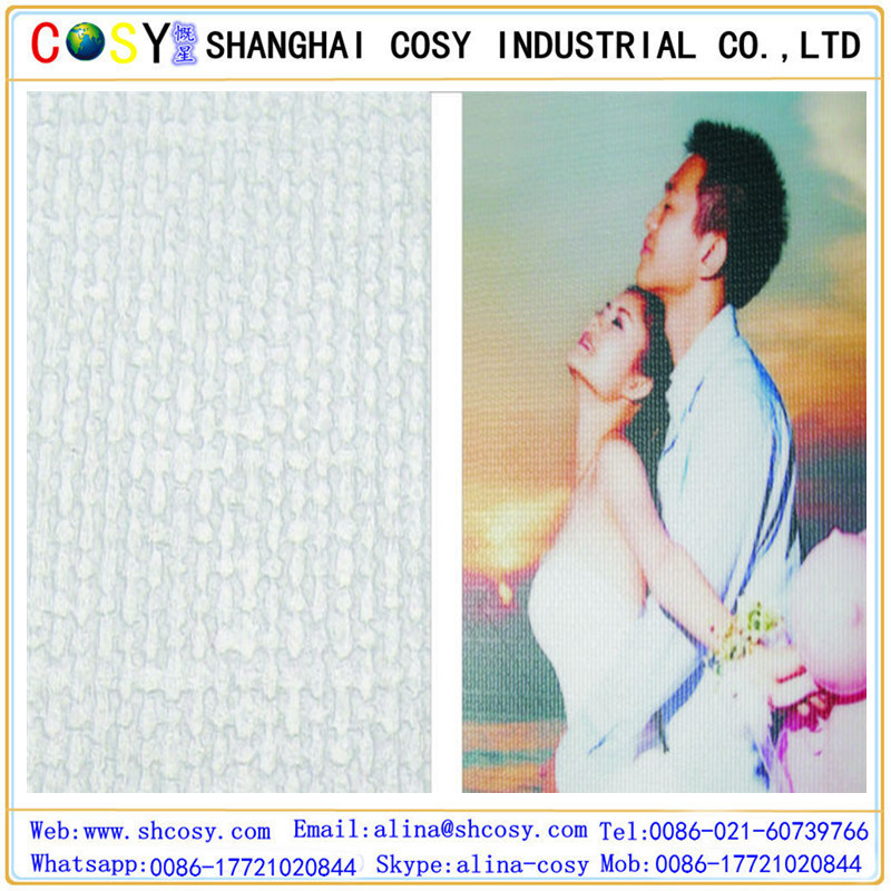 PVC Cold Laminating Film with Glossy Face for Exterior Decoration pictures & photos