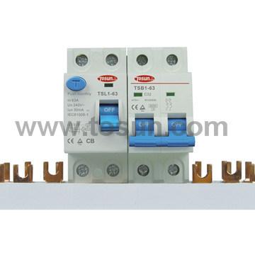 Patented Miniature Circuit Breaker with CB TUV CE Certificate pictures & photos