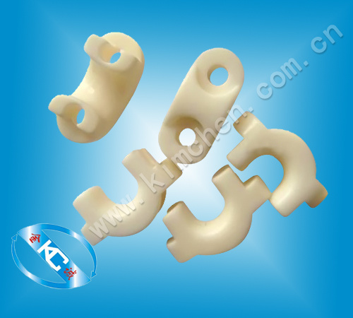 High Purity Coil Winding Guide Eyelet (Bridge Ceramic Eyelet) Textile Guide Eyelet