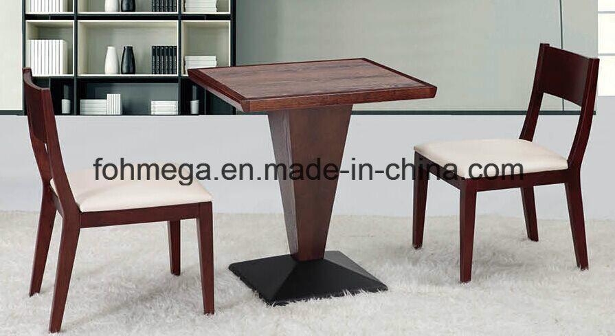 China High End Durable Wooden Furniture Restaurant Foh Bca04