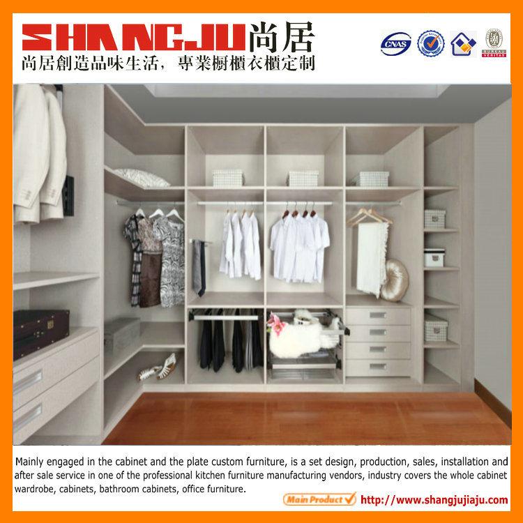 China Custom Modular Closet In Low Price China Closet Furniture