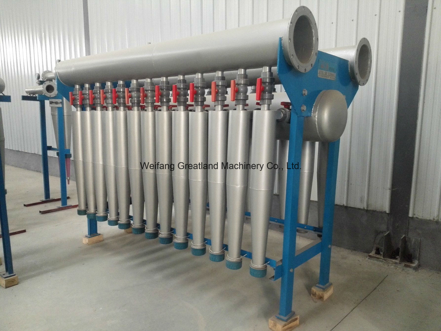 High Quality Low-Consistency Cleaner for Pulping System