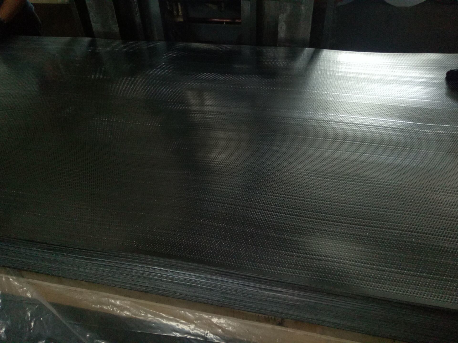 China Hot Dipped Galvanized /Electro Galvanized Perforated Metal ...