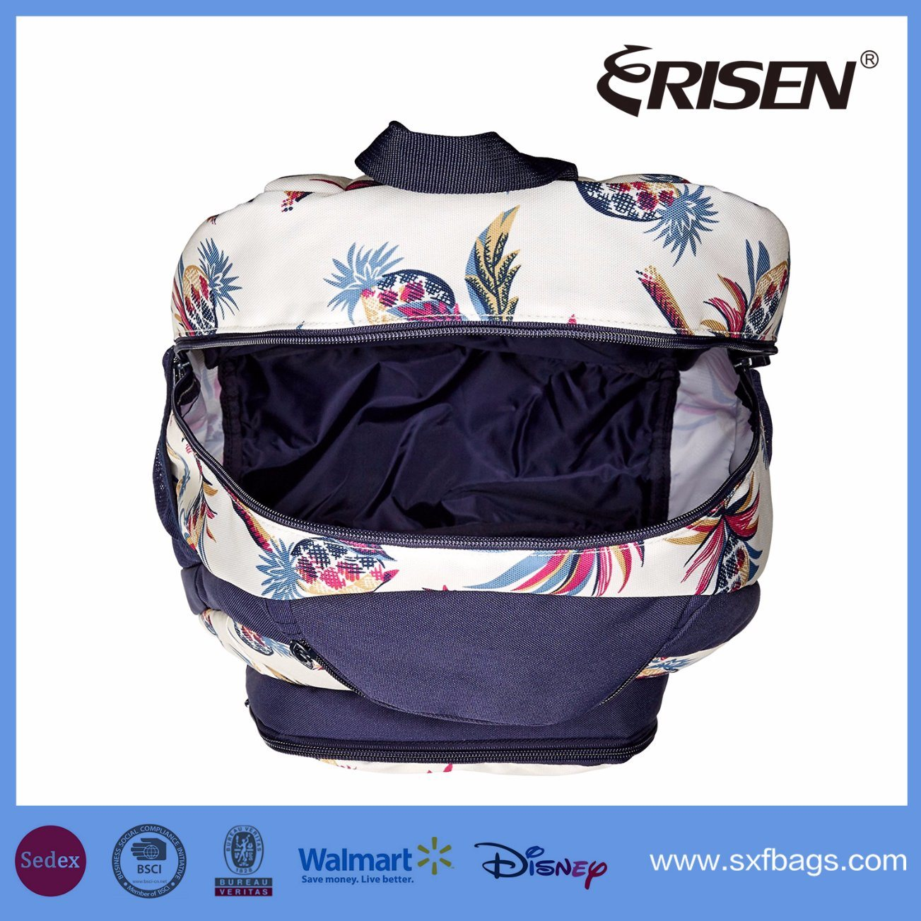 Fashion Style Backpack School Backpack Bag