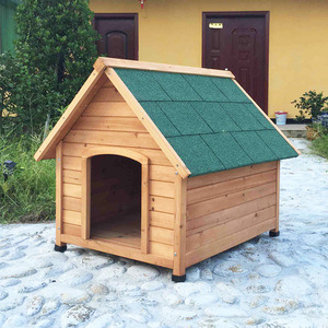 China Wooden Dog House Sdd004 China Pet House Wooden Pet House