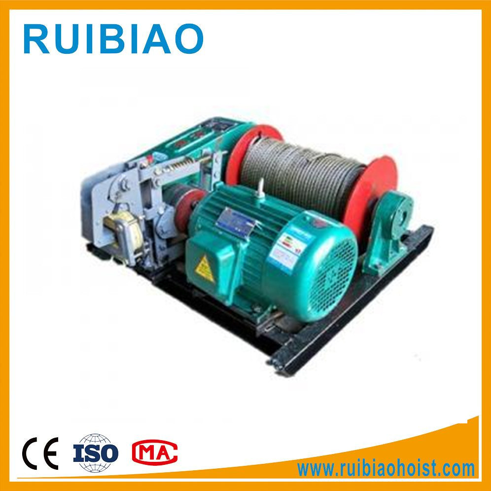 [Hot Item] Small Winch 5 Ton Electric Winch 220V 110V 12V
