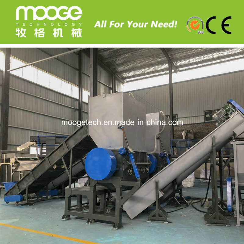 PVC PE PP Scrap plastic pipe grinder recycling crusher machine pictures & photos