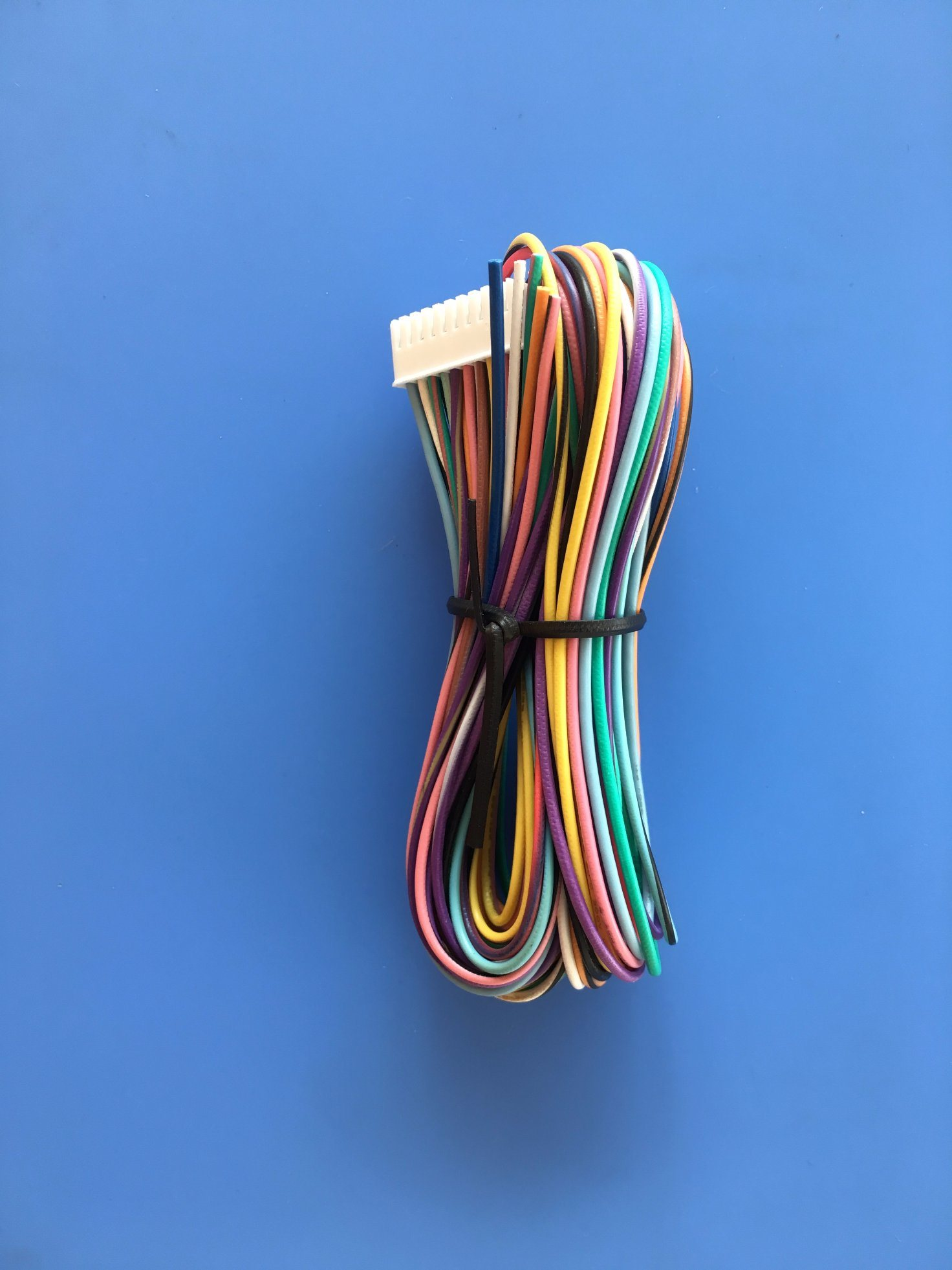 china 20pin male to 24pin female atx motherboard wire harness rh liyueke en made in china com 4 pin to 7 pin connector