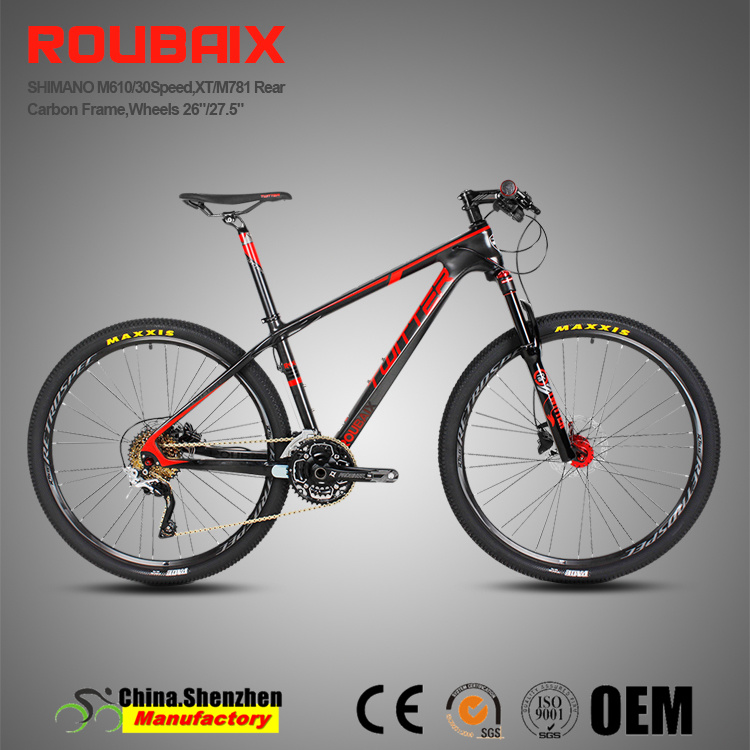 0656e1e8e1b China High Quality carbon M610 30speed Mountain Bike for Sale - China  Bicycle