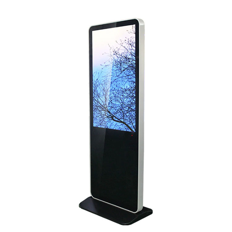 IR Capacitive Touch Screen 6.5ms Kiosk Software Digital Signage Totem pictures & photos
